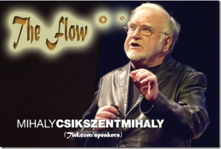 Motiver pour apprendre - Mihaly Csikszentmihalyi_vidéo