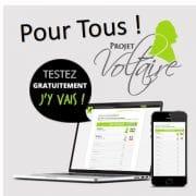 Projet Voltaire de Pascal Hostachy